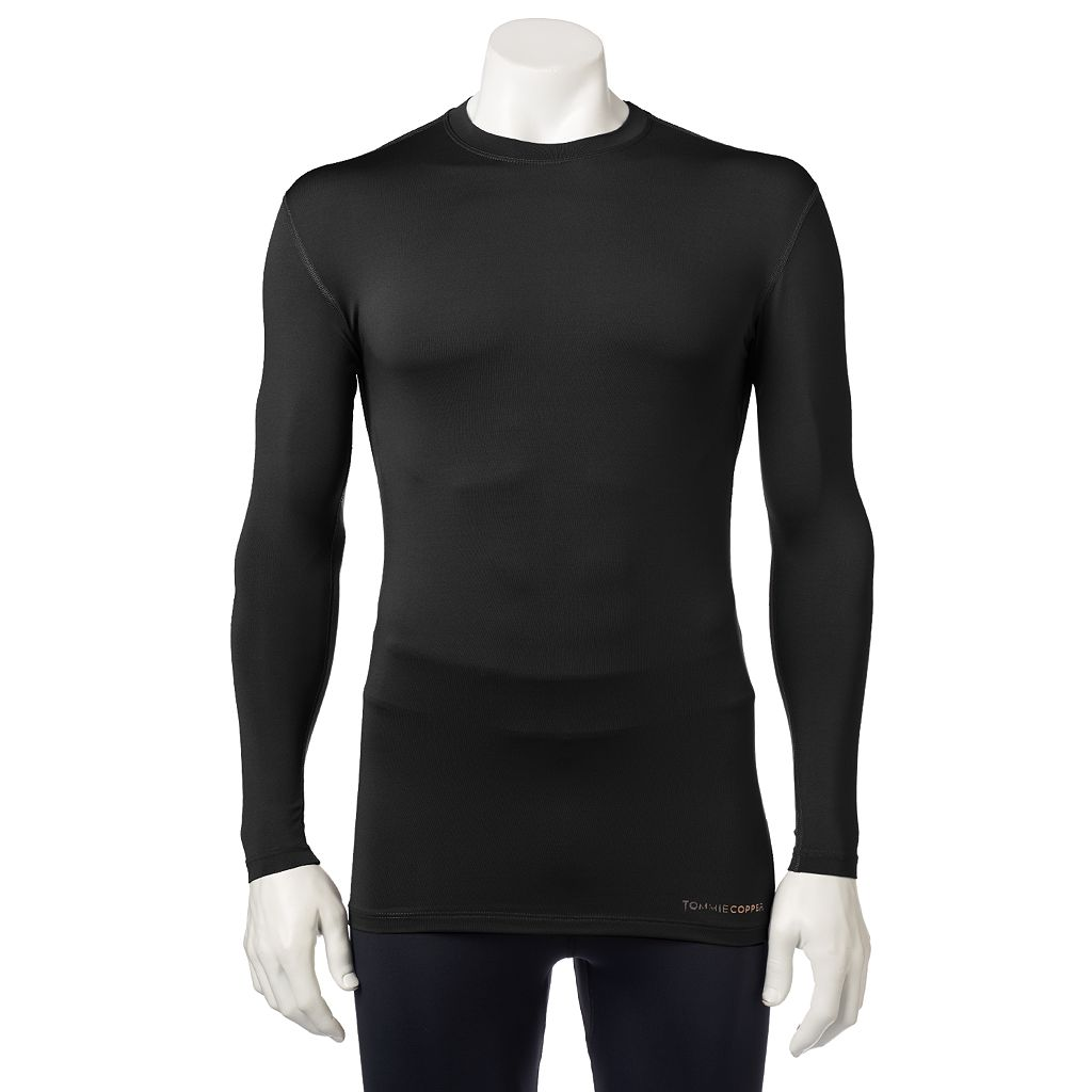 Men's Tommie Copper Recovery Compression Long-Sleeved Shirt