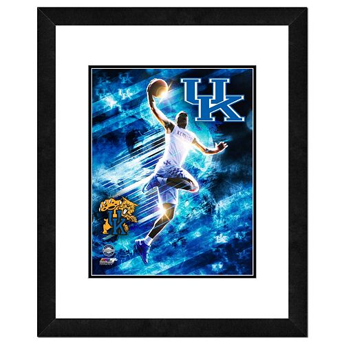 "Kentucky Wildcats Action Shot Framed 11"" x 14"" Photo"