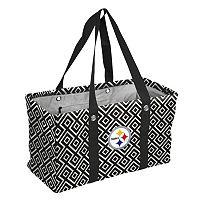 Logo Brand Pittsburgh Steelers Diamond Picnic Caddy