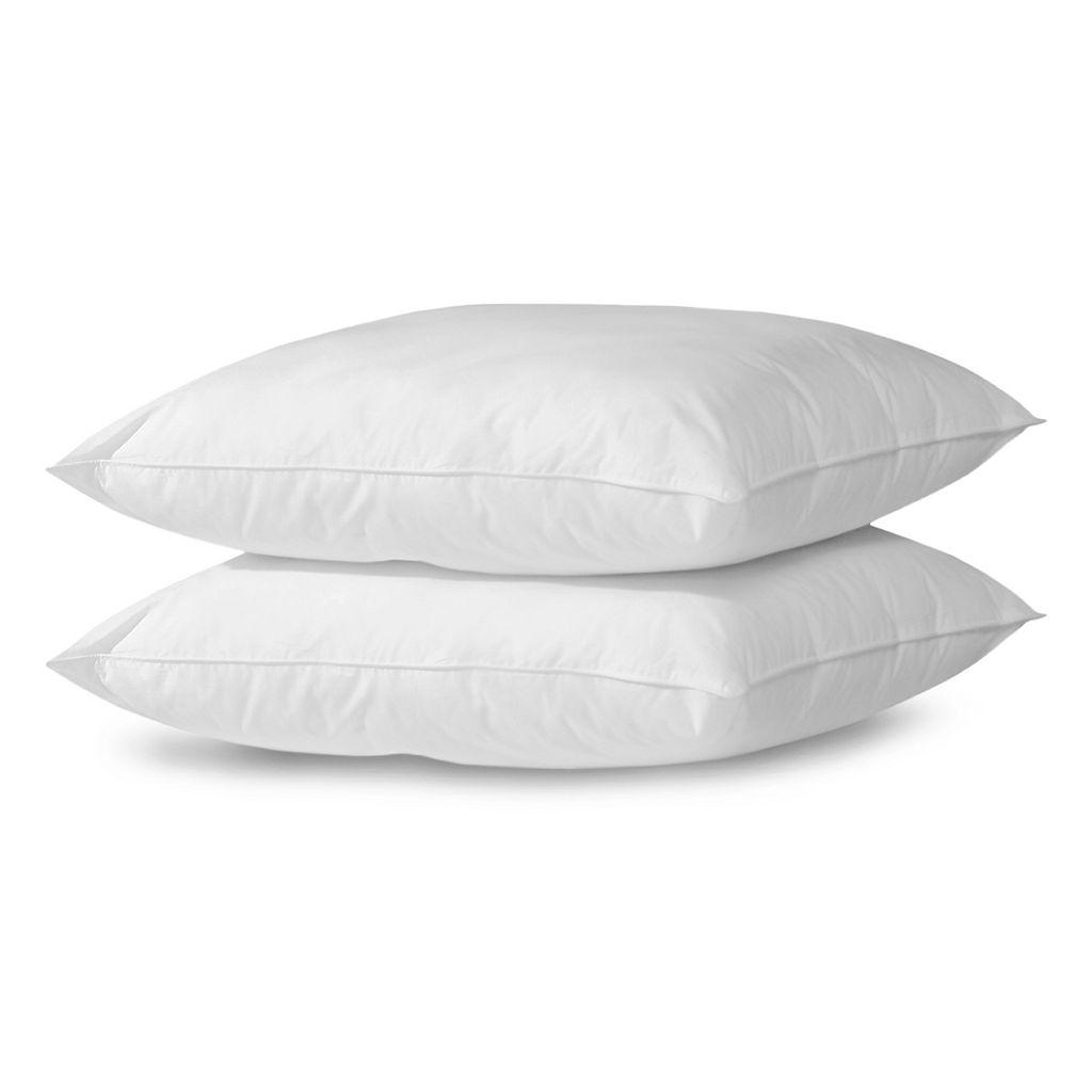 SensorPEDIC UltraFresh 2-pack Jumbo Bed Pillows