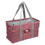 Logo Brand San Francisco 49ers Diamond Picnic Caddy