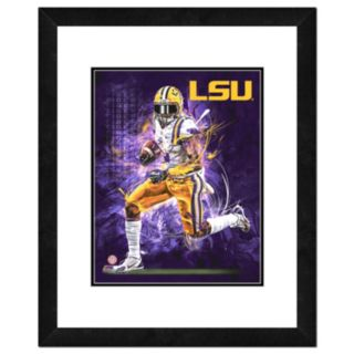 "LSU Tigers Action Shot Framed 11"" x 14"" Photo"