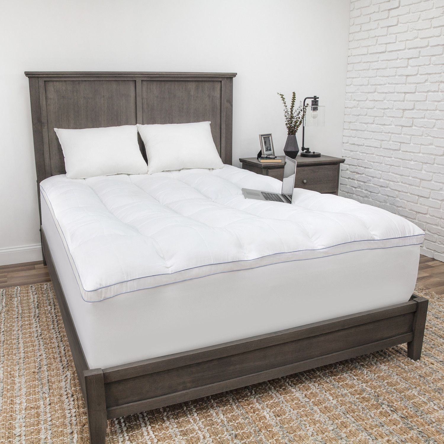 Memory Foam Mattress Toppers - Mattress Pads & Toppers, Bed & Bath | Kohl's