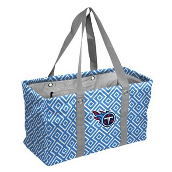 Logo Brand Tennessee Titans Diamond Picnic Caddy