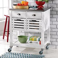Linon Robbin Kitchen Cart
