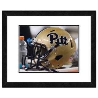 "Pitt Panthers Helmet Framed 11"" x 14"" Photo"