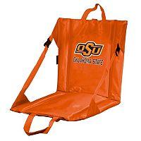 Logo Brand Oklahoma State Cowboys Folding Stadium Seat