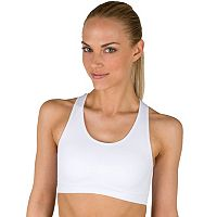 Jockey Sport Bra: Seamless Medium-Impact Sports Bra 6997