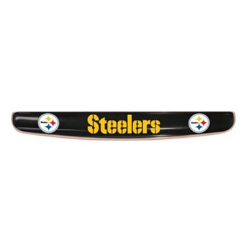 FANMATS Pittsburgh Steelers Keyboard Wrist Rest