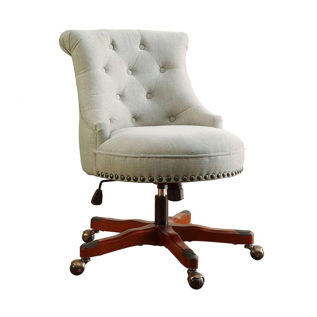 Linon Sinclair Office Desk Chair