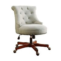 Linon Sinclair Office Desk Chair