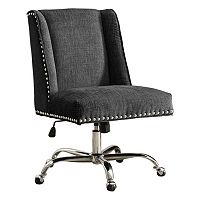 Linon Draper Office Desk Chair