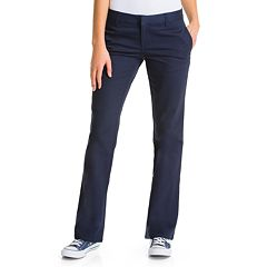 Juniors' Lee Uniforms Original Bootleg Pants