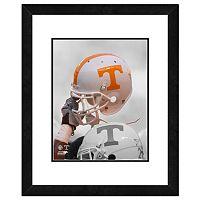 Tennessee Volunteers Helmet Framed 11