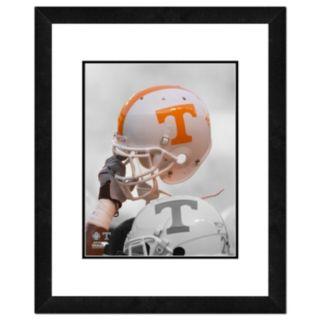 "Tennessee Volunteers Helmet Framed 11"" x 14"" Photo"