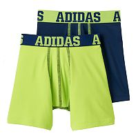 Boys adidas 2-pack Performance Boxer Briefs