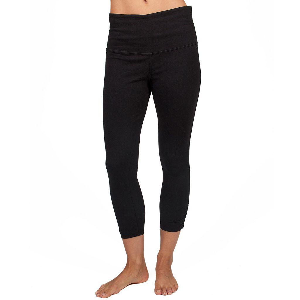 Women's Jockey Sport Crop Yoga Leggings