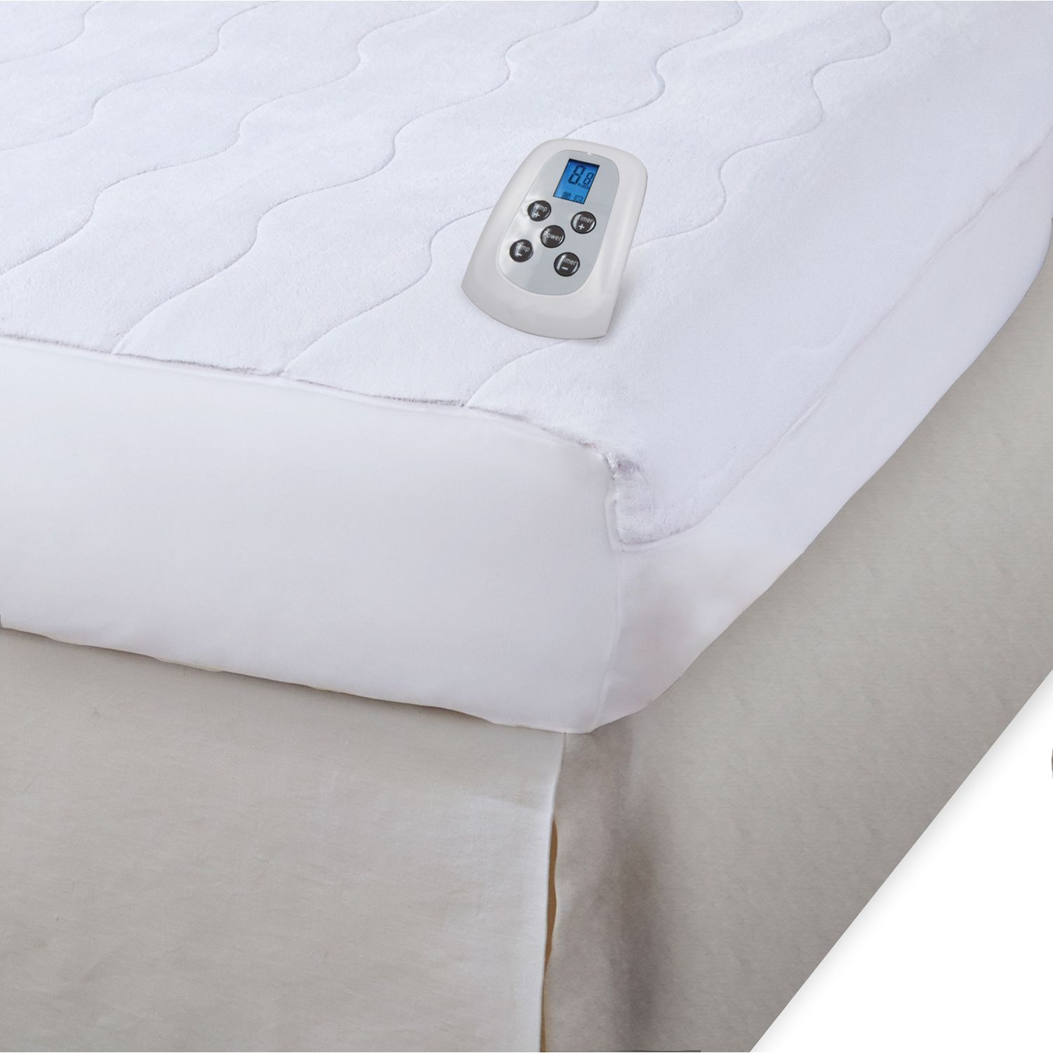 electric mattress pads and toppers kohl s