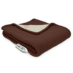 Serta Heated Warming Electric Throw