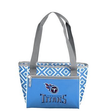 Logo Brand Tennessee Titans 16-Can Diamond Cooler Tote