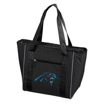 Logo Brand Carolina Panthers 30-Can Cooler Tote