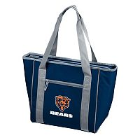 Logo Brand Chicago Bears 30-Can Cooler Tote