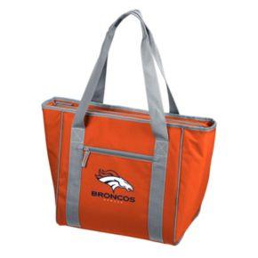 Logo Brand Denver Broncos 30-Can Cooler Tote