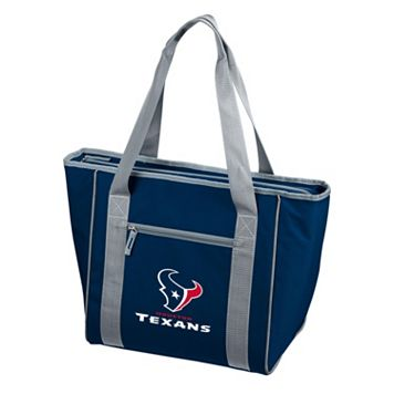 Logo Brand Houston Texans 30-Can Cooler Tote