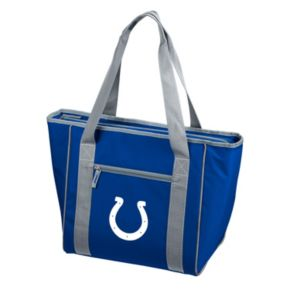 Logo Brand Indianapolis Colts 30-Can Cooler Tote