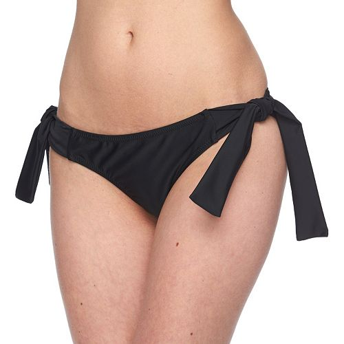 Women's Pink Envelope Bikini Bottoms