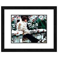 New York Jets Joe Namath Framed 11