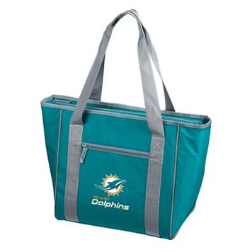 Logo Brand Miami Dolphins 30-Can Cooler Tote