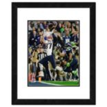 "New England Patriots Rob Gronkowski Framed 11"" x 14"" Photo"