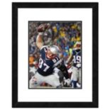 "New England Patriots Rob Gronkowski Spike Framed 11"" x 14"" Photo"