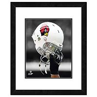 Arizona Cardinals Helmet Framed 11