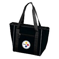 Logo Brand Pittsburgh Steelers 30-Can Cooler Tote