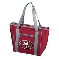 Logo Brand San Francisco 49ers 30-Can Cooler Tote