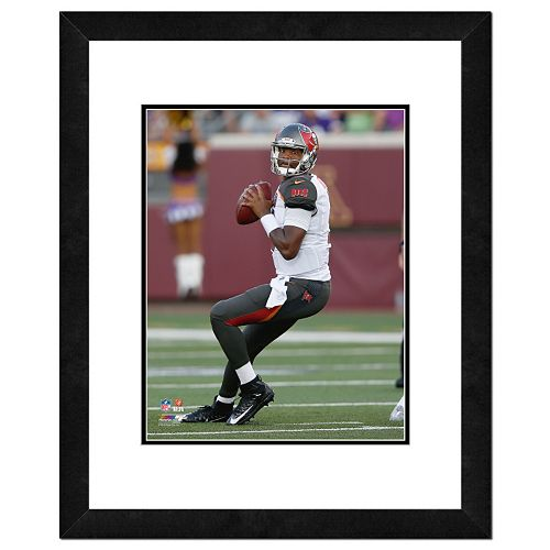 "Tampa Bay Buccaneers Jameis Winston Framed 11"" x 14"" Photo"