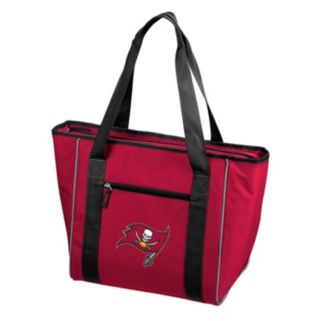 Logo Brand Tampa Bay Buccaneers 30-Can Cooler Tote