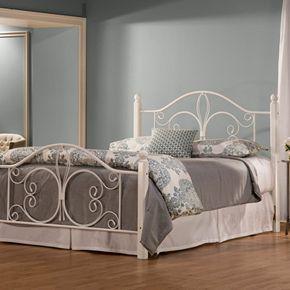 Hillsdale Furniture Ruby Wood Headboard & Footboard Set