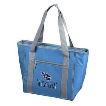 Logo Brand Tennessee Titans 30-Can Cooler Tote