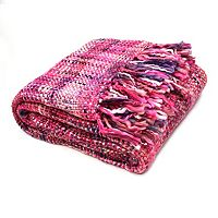 Oversized Knit Throw