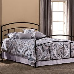 Hillsdale Furniture Julien Headboard & Footboard Set