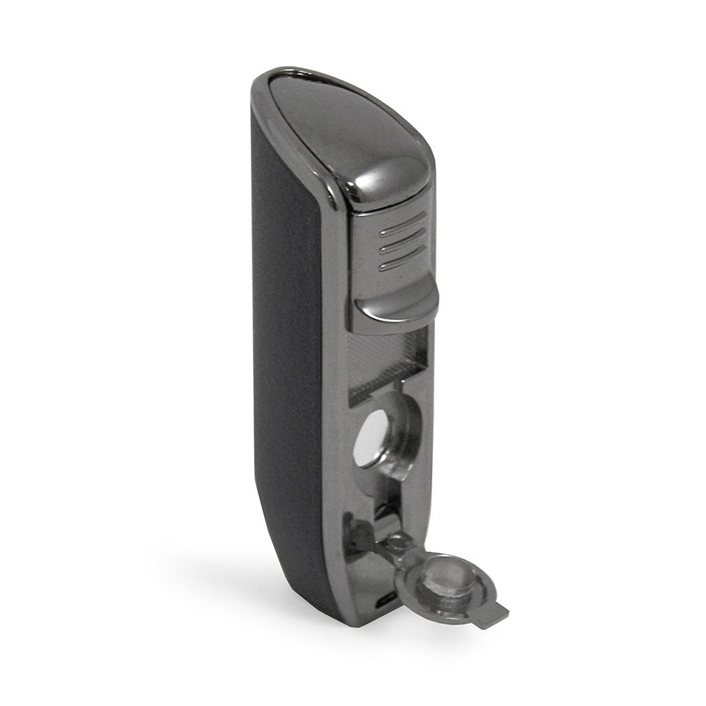 Men's Bey-Berk Torch Lighter with Punch Cutter