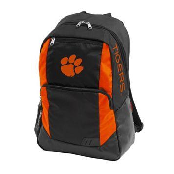 Logo Brand Clemson Tigers Closer Backpack