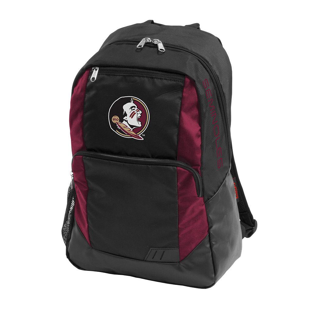 Logo Brand Florida State Seminoles Closer Backpack
