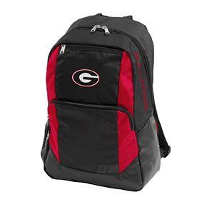 Logo Brand Georgia Bulldogs Closer Backpack