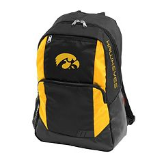 Logo Brand Iowa Hawkeyes Closer Backpack