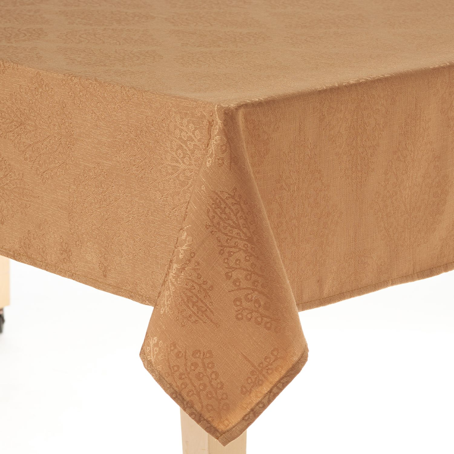 Cuisinart Spice Tree Stain Resistant Microfiber Tablecloth