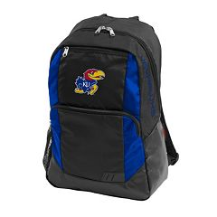 Logo Brand Kansas Jayhawks Closer Backpack